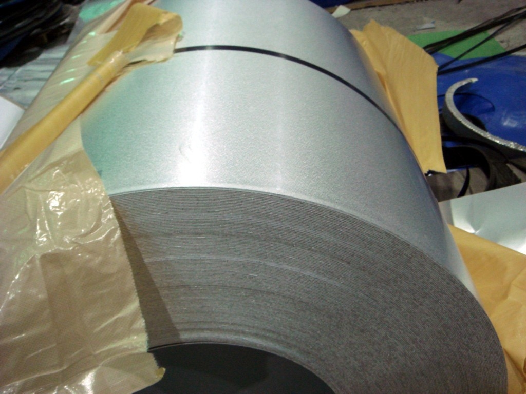 ความแข็งแรงสูง prepainted ขดลวดเหล็กชุบสังกะสี ASTM A792M